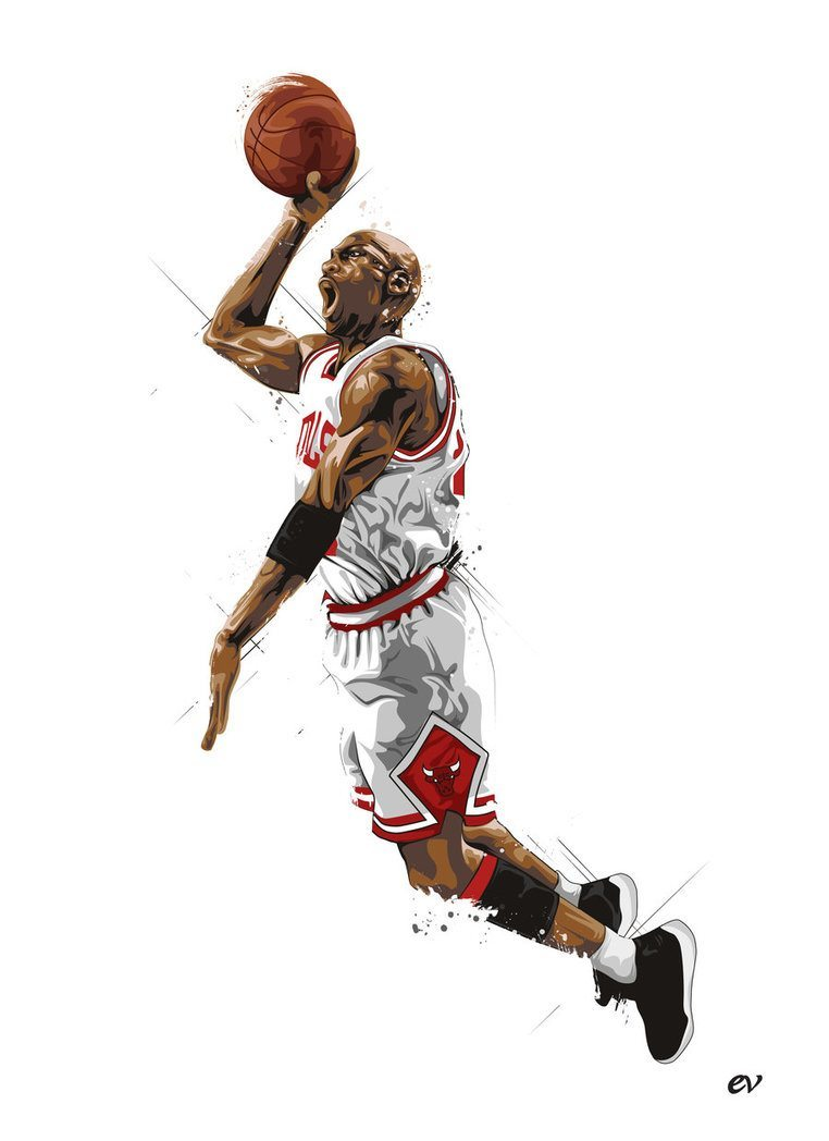 Art Pieces Michael Jordan